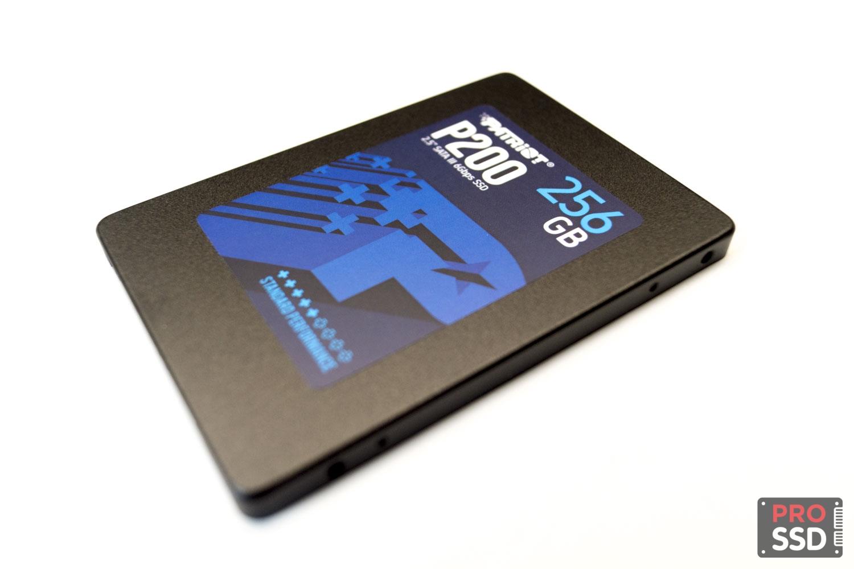 SSD PATRIOT P200 P200S256G25 256Gb